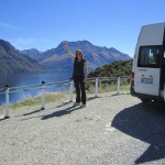 stunning lakes South Island